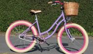 Das Fahrrad für den Mann mit Geschmack. Inkl. Korb!